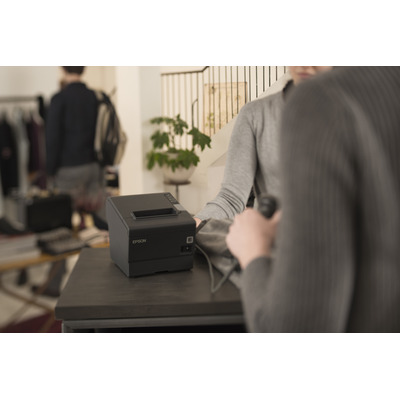 Epson TM-T88V Rollpaper stopper