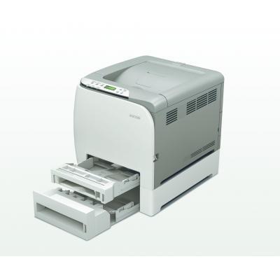 Ricoh laserprinter: Aficio SP C240DN - Zwart, Cyaan, Magenta, Geel