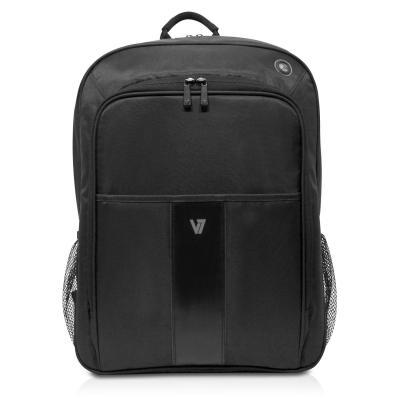 "V7 rugzak: Professional II Notebook Backpack 16"" - Zwart"