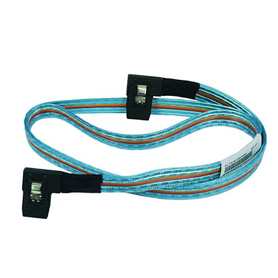 Hewlett Packard Enterprise Hard drive data cable or mini-SAS cable Kabel - Multi kleuren,