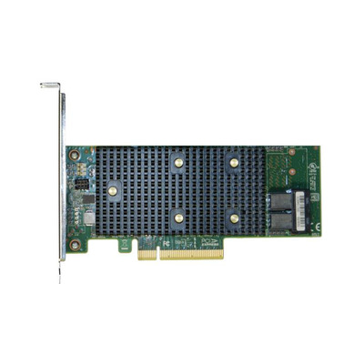 Intel Tri-mode PCIe/SAS/SATA Entry-Level RAID Adapter, 8 internal ports Raid controller
