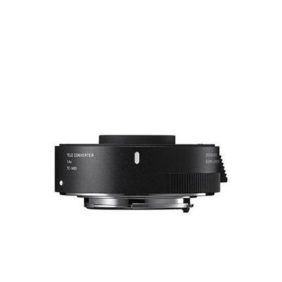 Sigma camera lens: TC-1401 - Zwart