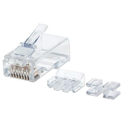 Intellinet 790659 Kabel connector - Transparant