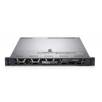 Dell server: PowerEdge R440 - Zwart