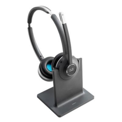 Cisco 562 Headset - Zwart, Grijs
