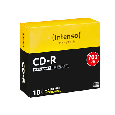 Intenso CD-R 700MB CD