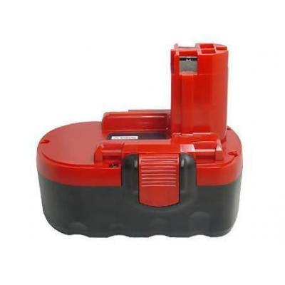 2-power : PTH0013A - NiMH, 14.4V, 3000mAh, 763g, black/red - Zwart, Rood