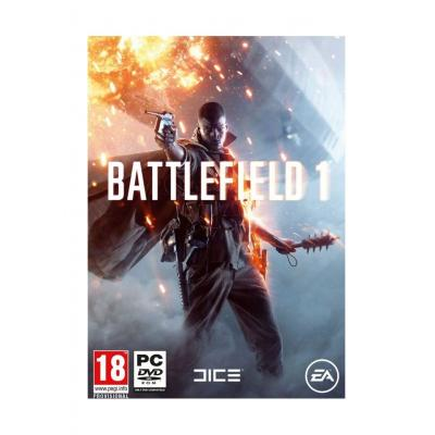 Electronic arts game: Battlefield 1  PC