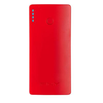 Pny powerbank: PowerPack Curve 5200 - Rood