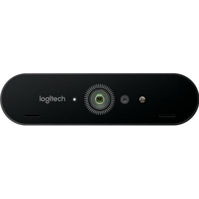 Logitech webcam: BRIO STREAM - Zwart