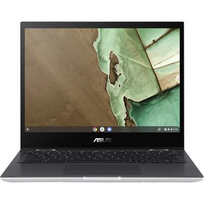 ASUS Chromebook CM3200FVA-HW0026 - QWERTY Laptop - Zilver