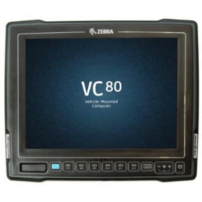 Zebra POS terminal: VC80 - Zwart
