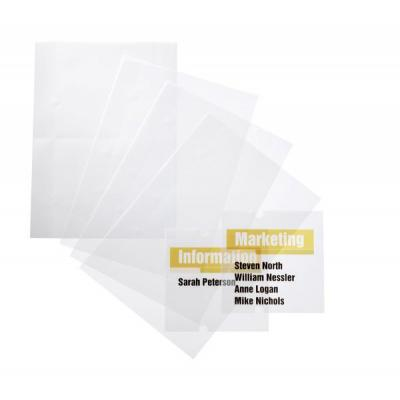 Durable 4831-19 - Transparant