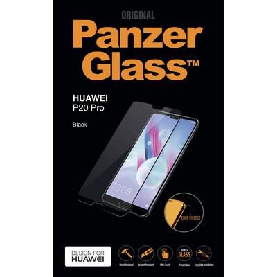 PanzerGlass Huawei P20 Pro Edge-to-Edge Screen protector - Transparant