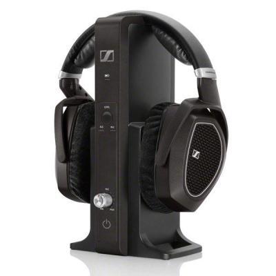 Sennheiser koptelefoon: RS 185 - Zwart