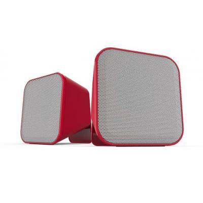 Speed-link Speaker: SNAPPY - Rood, Wit