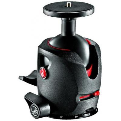 Manfrotto statief accessoire: 057 Mag Ball Head, lateral tilt: -103° / +40°, load capacity: 15kg, panoramic rotation: .....