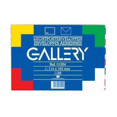 Gallery envelop: POCH.25 LUCHTPOSTOMSL.114X162