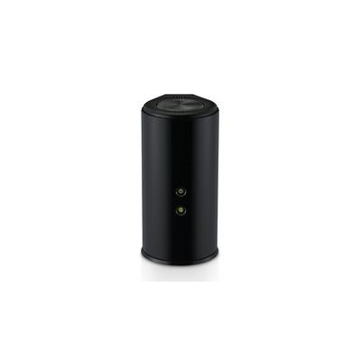 D-Link wireless router: AC1200 - Zwart