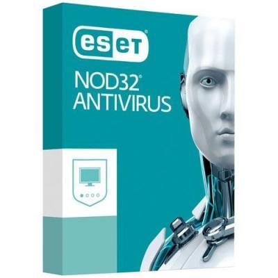 Eset software: NOD32 Antivirus 2018