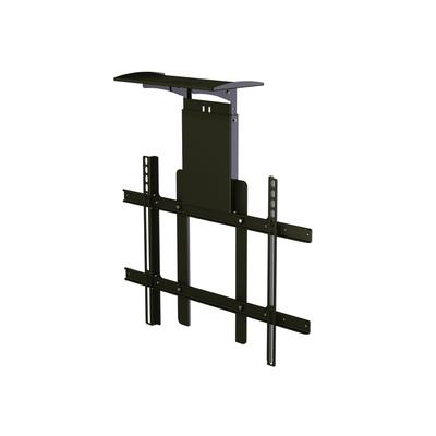 Peerless SmartMount Video Conferencing Camera Shelf For -AV Carts or Stands Multimedia accessoire - Zwart