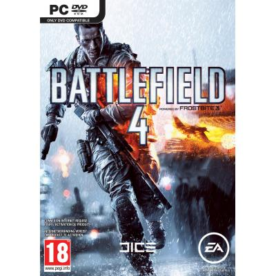 Electronic Arts game: Battlefield 4  PC