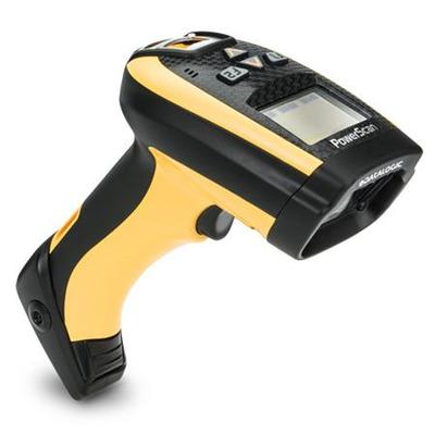 Datalogic PowerScan PM9500 Barcode scanner - Zwart,Geel