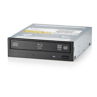 Hp brander: Blu-Ray BDXL SATA Drive - Zwart