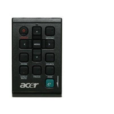 Acer afstandsbediening: VZ.J5600.001 - Zwart