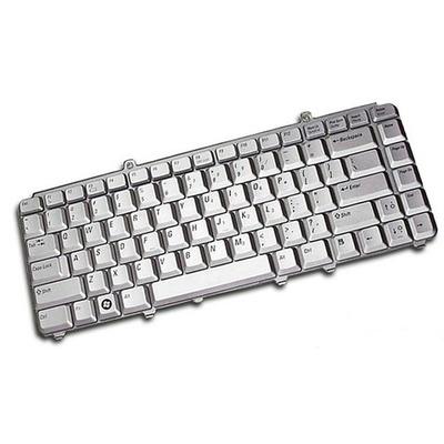 Dell notebook reserve-onderdeel: NK844 - Zilver