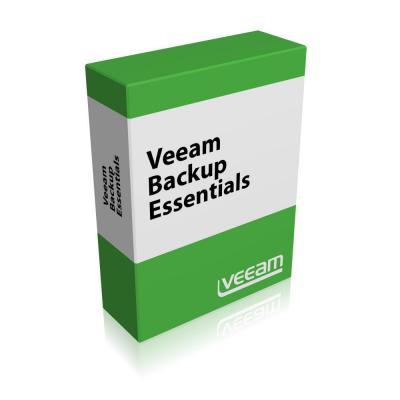 Veeam Backup Essentials Enterprise Plus, Upgrade software licentie
