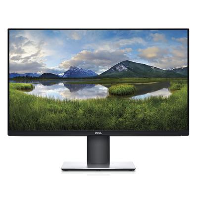"""DELL P2719H 27"""" Full HD IPS Monitor - Zwart"""