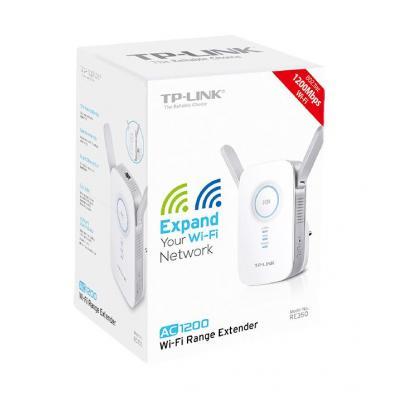 Tp-link netwerk verlenger: AC1200