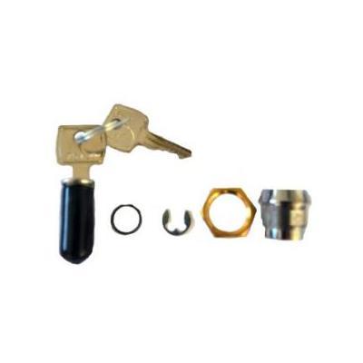 APG Cash Drawer with x2 keys - Zwart, Goud, Metallic