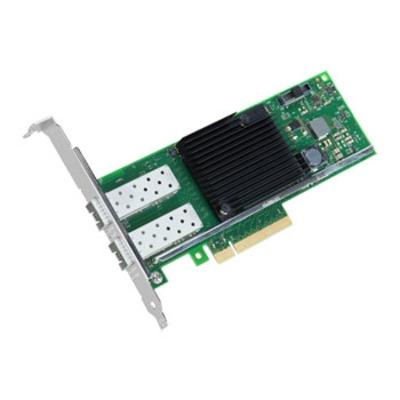 DELL 555-BCKR Netwerkkaart - Groen, Roestvrijstaal