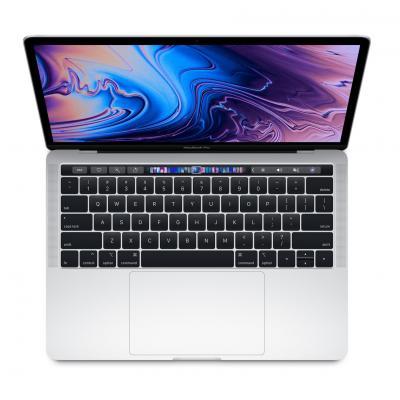 Apple laptop: MacBook Pro 13 (2018) - i5 - 256GB - Silver - Zilver