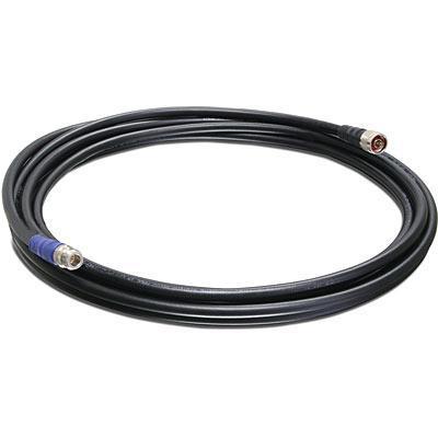 Trendnet N-Type Cable Coax kabel - Zwart