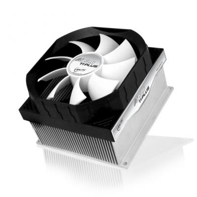 Arctic Hardware koeling: Alpine 11 Plus - Optimised Intel CPU Cooler - Zwart, Zilver