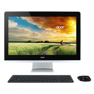 Acer all-in-one pc: Aspire Z3-715 8200T NL - Zwart, Zilver