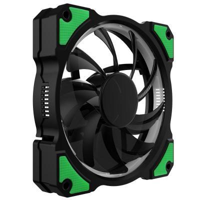 Cooltek FR-101 Hardware koeling - Zwart, Groen