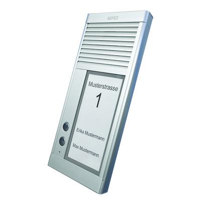 AGFEO DoorSpeak 2 Deurintercom installatie