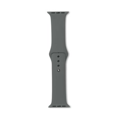 ESTUFF Apple Silicone Watch Band - Olijf
