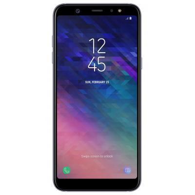 Samsung smartphone: Galaxy A6+ (2018) 32GB - Paars