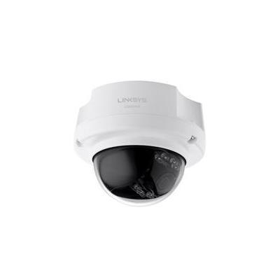 Linksys beveiligingscamera: LCAD03FLN - Zwart, Wit