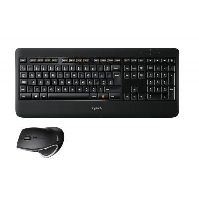 Logitech toetsenbord: MX800 - Zwart, QWERTY