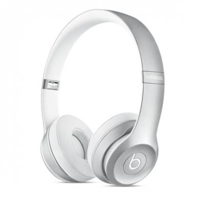 Beats by dr. dre headset: Beats Solo2 - Zilver