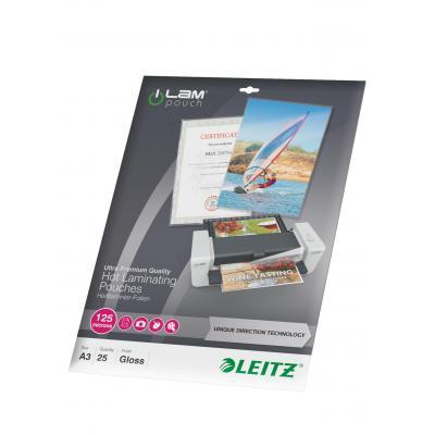 Leitz laminatorhoes: iLAM UDT - Transparant