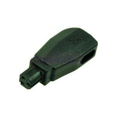 2-power laptop accessoire: 20v Tip, Black - Zwart