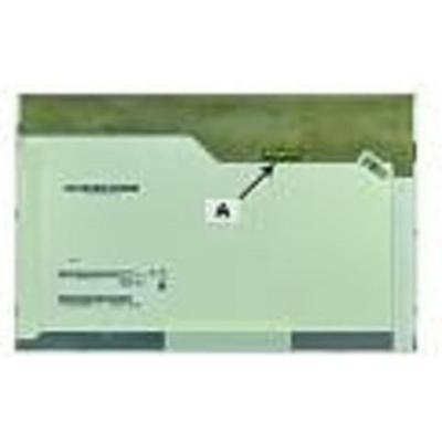 """2-power notebook reserve-onderdeel: 35.814 cm (14.1 """") WXGA (1280x800) LCD Matte - Wit"""