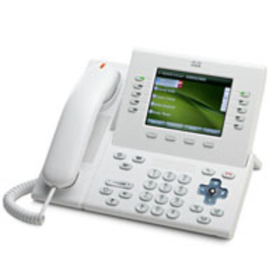Cisco CP-8961-W-K9 IP telefoon - Wit